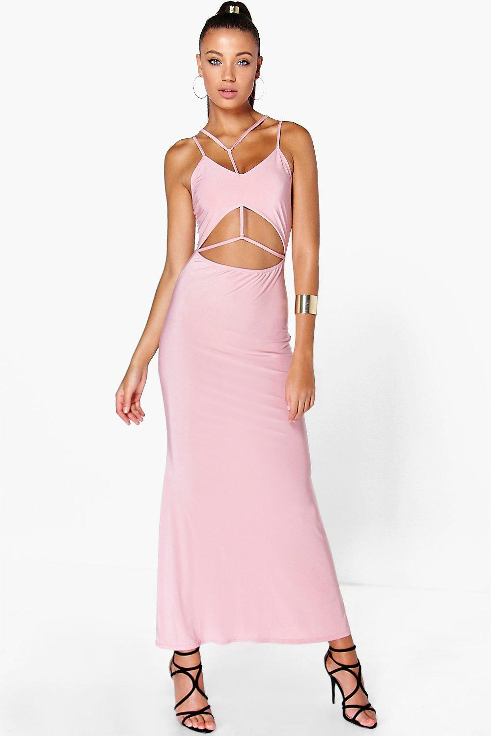 Eve Strappy Maxi Dress