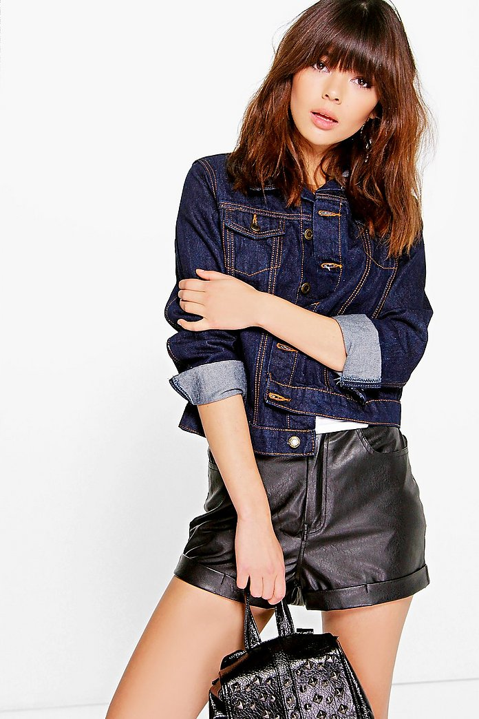 Alice Slim Fit Denim Jacket