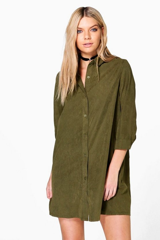 Sophia Shirt Dress