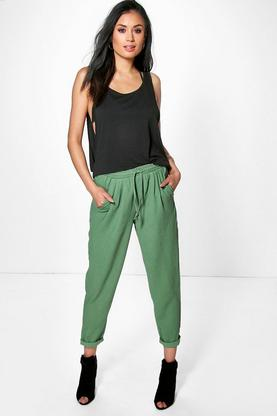 Lola Tailored Woven Jogger