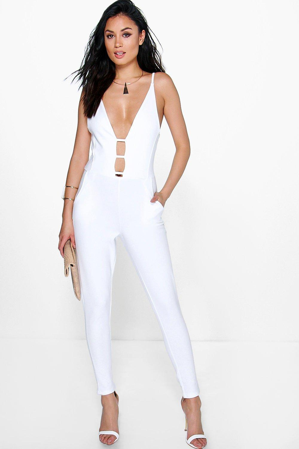 Shop for skinny leg jumpsuit online at Target. Free shipping on purchases over $35 and save 5% every day with your Target REDcard.