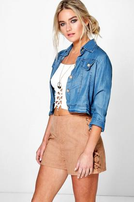 Kirsty Supersoft Denim Jacket