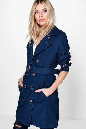 Lola Belted Trench