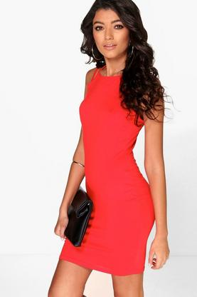 Aveeva Strappy Bodycon Dress