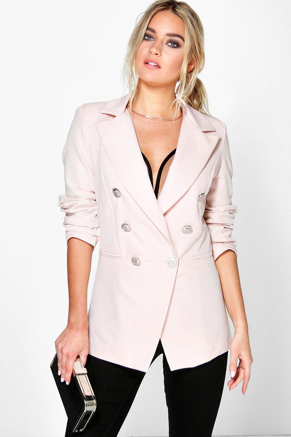 Emma Double Breasted Blazer
