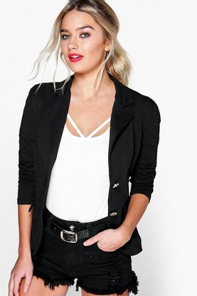 Imogen Tailored Ponte Blazer