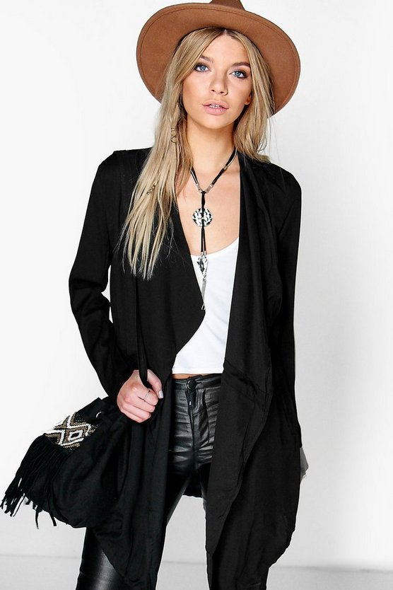 Milly Lightweight Waterfall Jacket