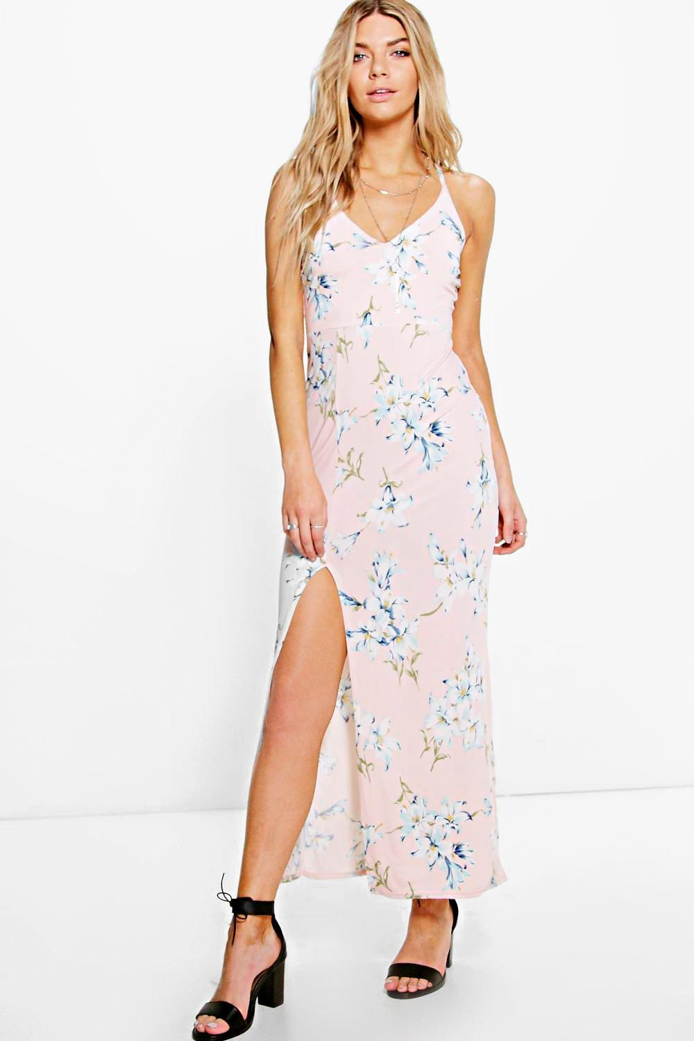 Kacey Floral Maxi Dress