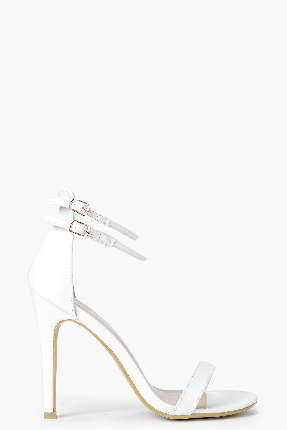 Lucy Double Ankle Band 2 Part Heels