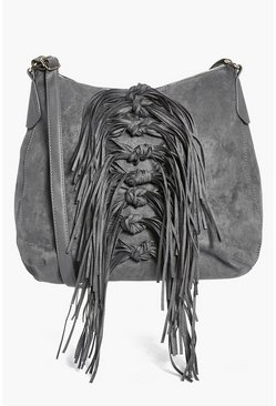 Mia Tassel Shoulder Day Bag