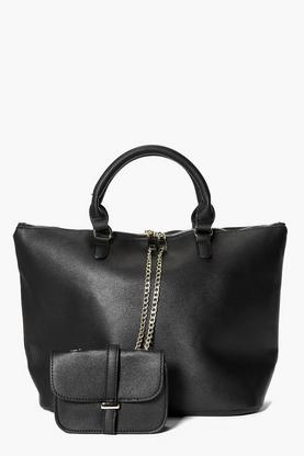 Paige Shopper Bag With Mini Bag Attachment
