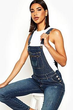 Stacy Denim Dungarees