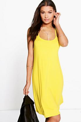 Bella Strappy Swing Dress