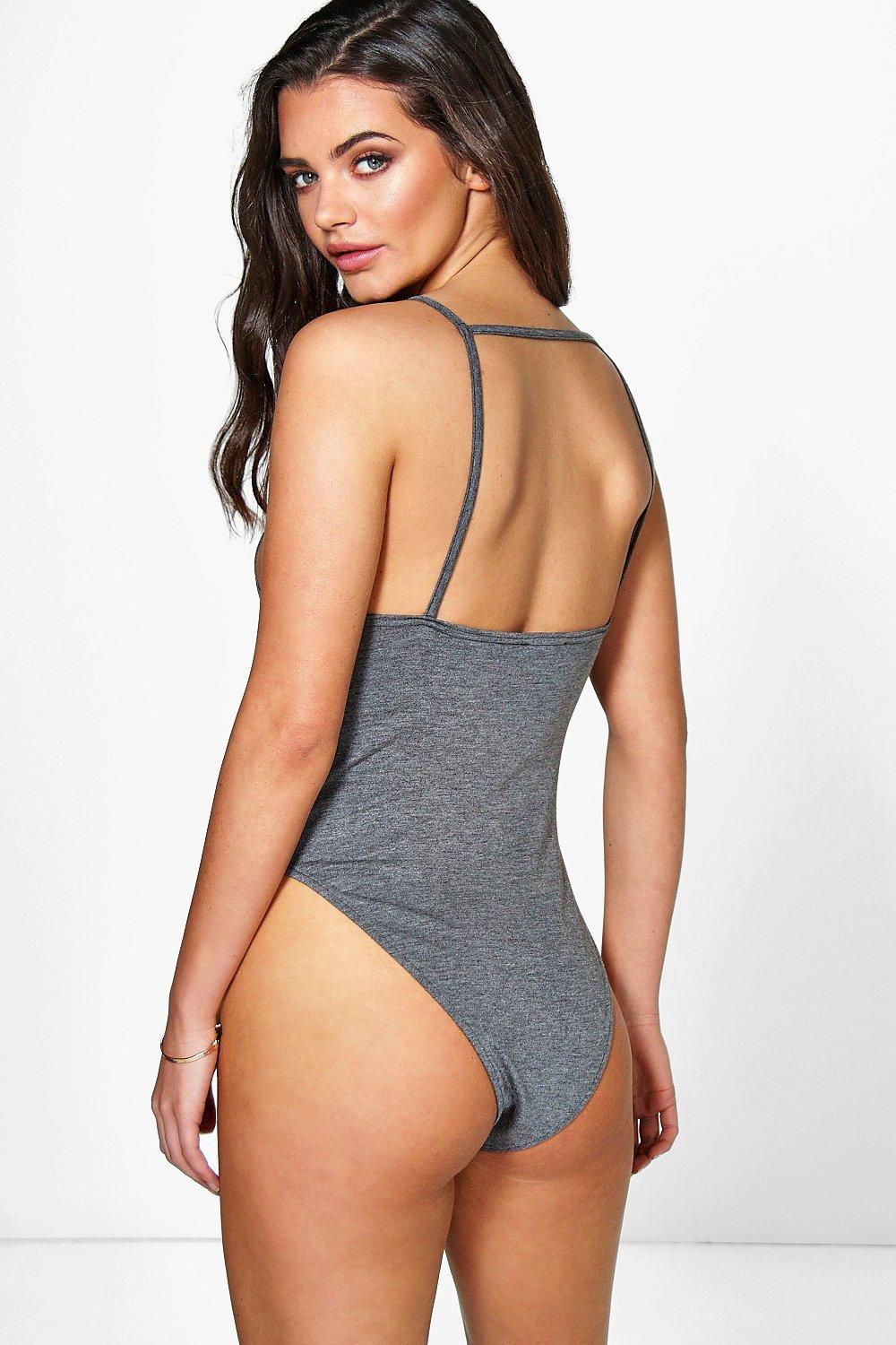 Ruby Strappy Back Bodysuit