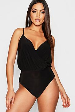 Sophie Wrap Front Thong Body