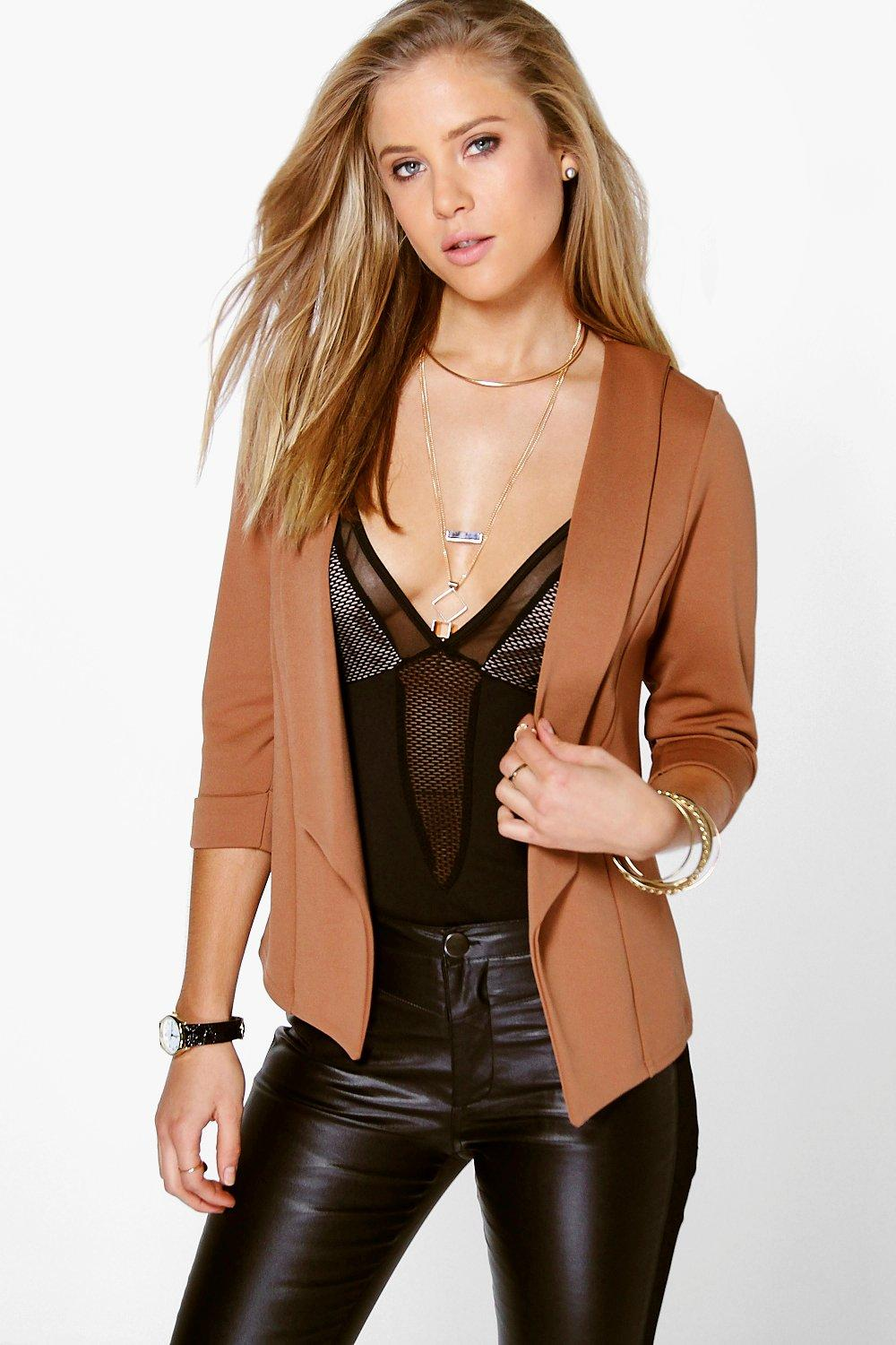 Holly Shawl Collar Blazer