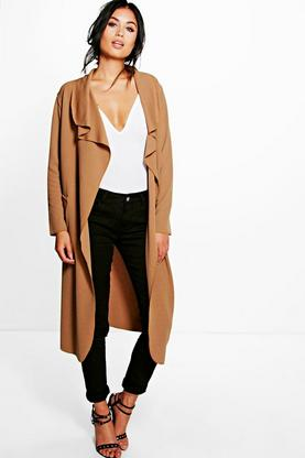 Kylie Side Split Duster