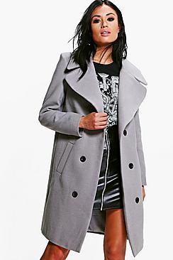 abrigo extragrande mujer isabel