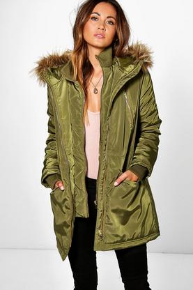 Boutique Lola Double Layered Parka