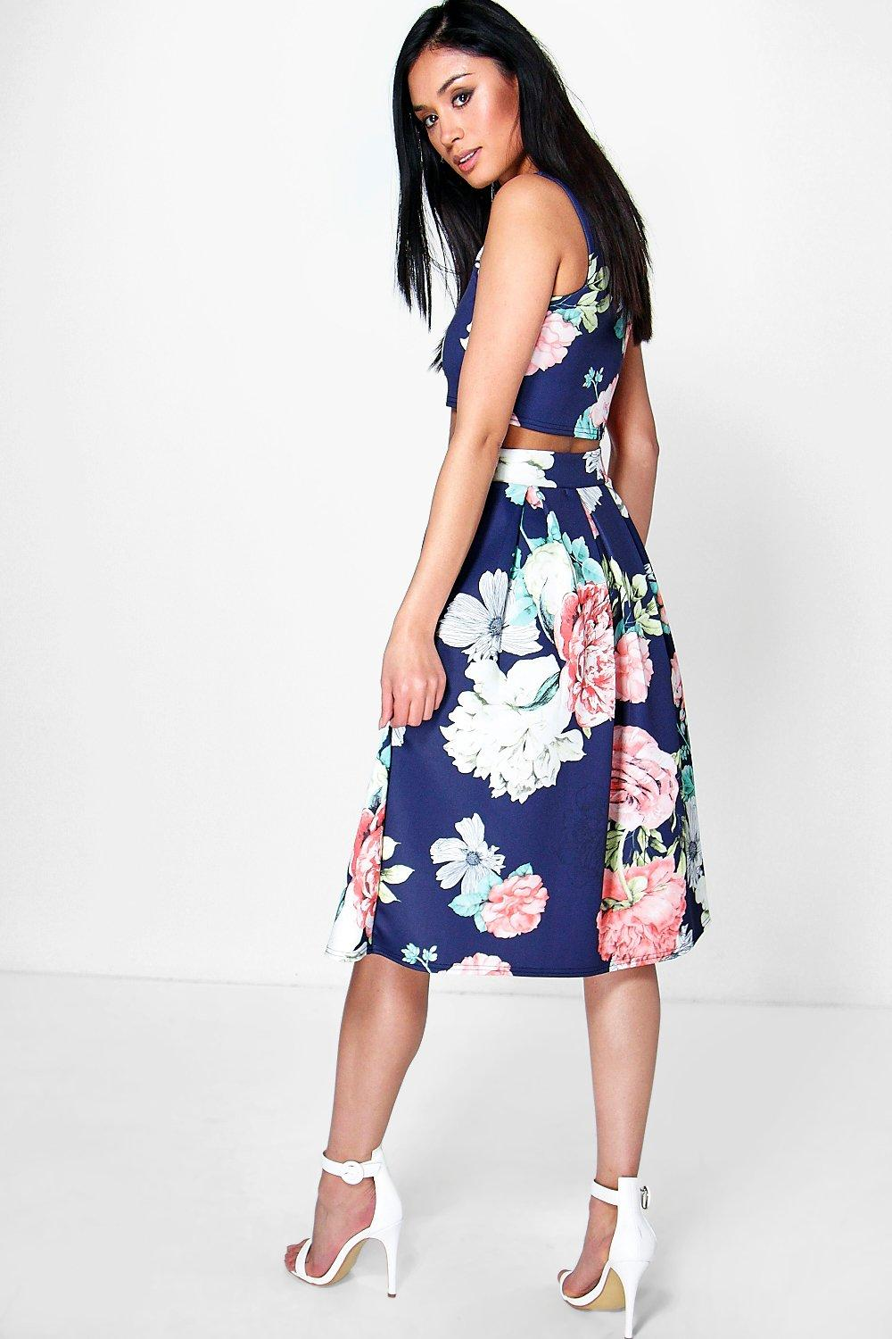 Perfect  Gt Clothing Gt Skirts Gt Women39s Floral Print Elastic Waist Max