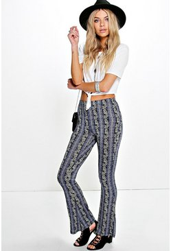 Kate Paisley Skinny Flares