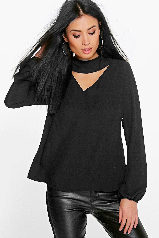 Women's Shirts & Blouses | Chiffon Blouses | boohoo