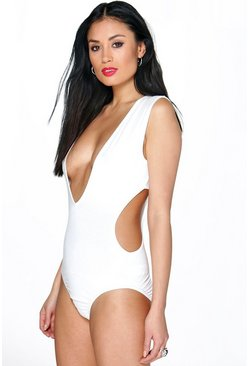 Willow Extreme Cut Out Plunge Body