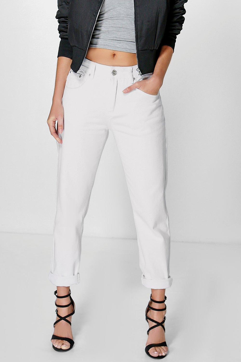 Sophie High Waisted Mom Jeans