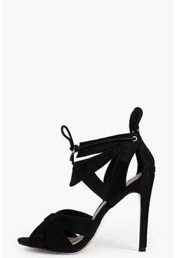 Lexi Origami Tie Back Stiletto