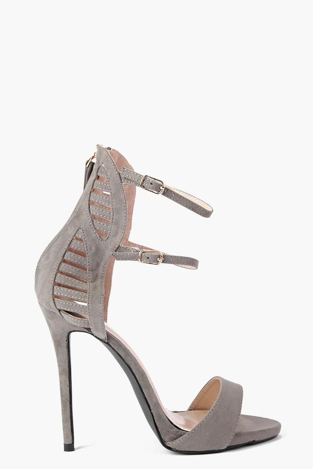 Isabelle High Ankle Two Part Stiletto