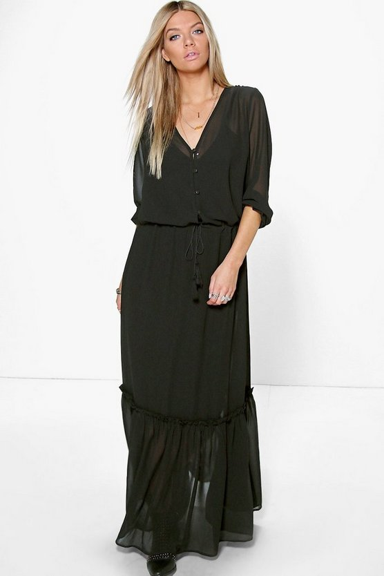 Allie Bohemia Maxi Dress