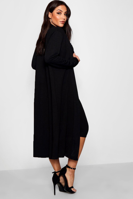 boohoo damen casandra zweiteiler aus bandeau kleid und dustermantel ebay. Black Bedroom Furniture Sets. Home Design Ideas