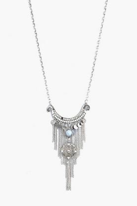 Lois Statement Tiered Necklace