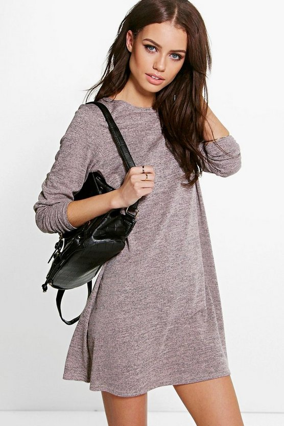 Knitted Swing Dress