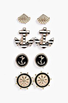 Emilia Portside Mixed Earring Set