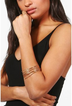 Lola Multi Bar Arm Cuff