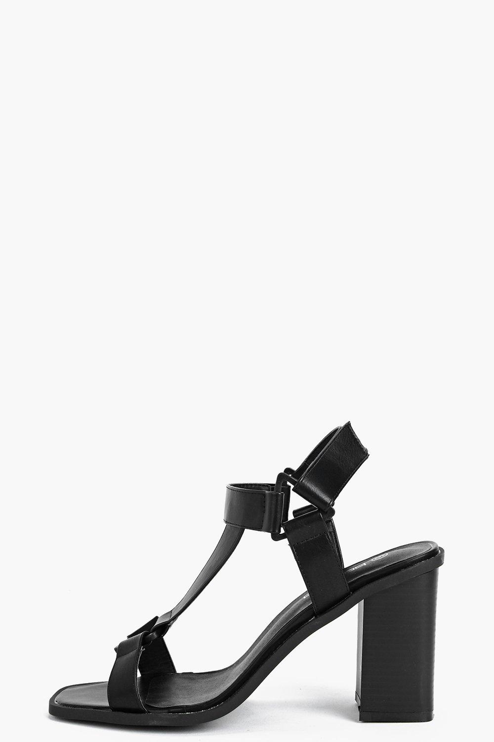 Sofia Sports Block Heel
