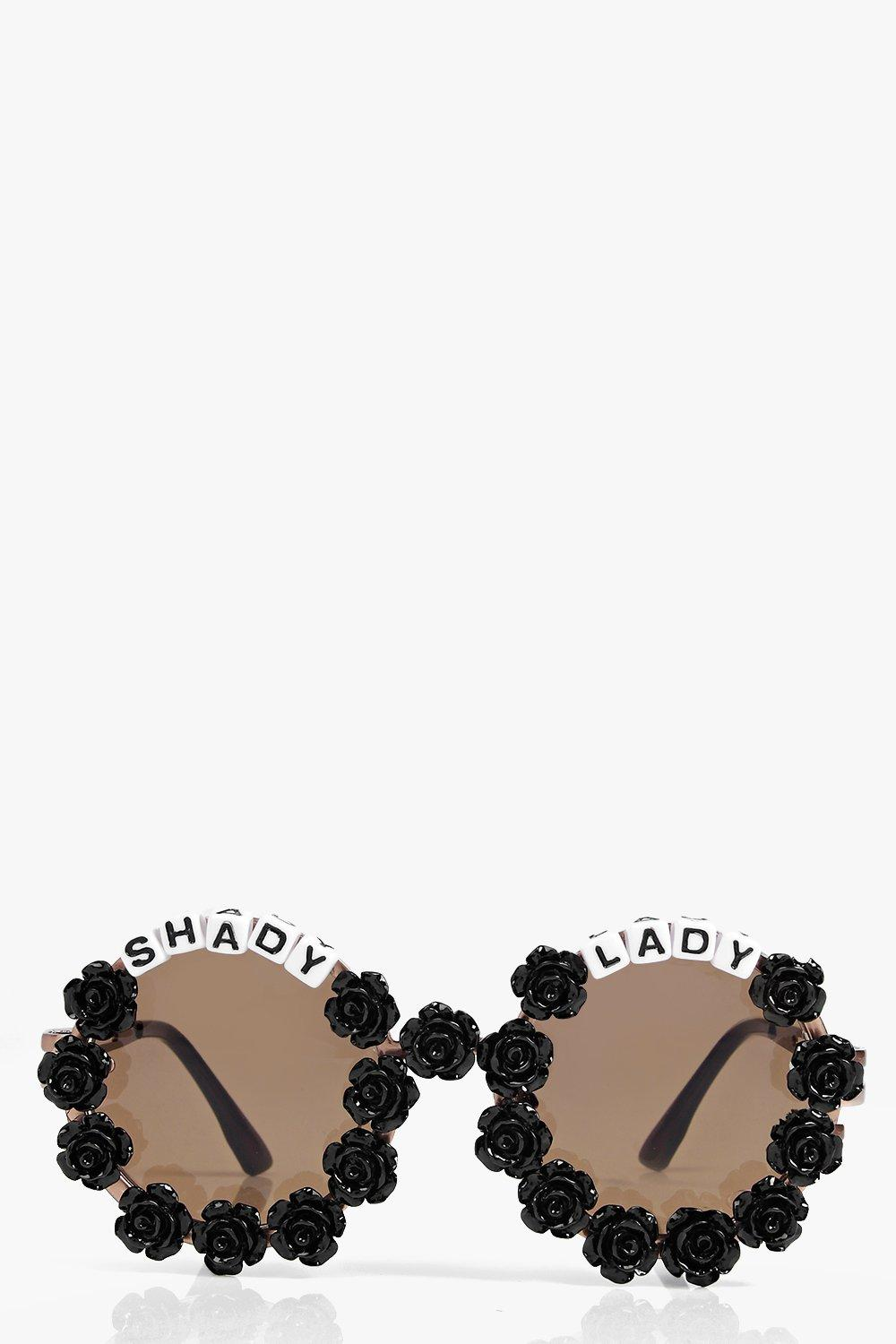 Charli Floral Shady Lady Sunglasses