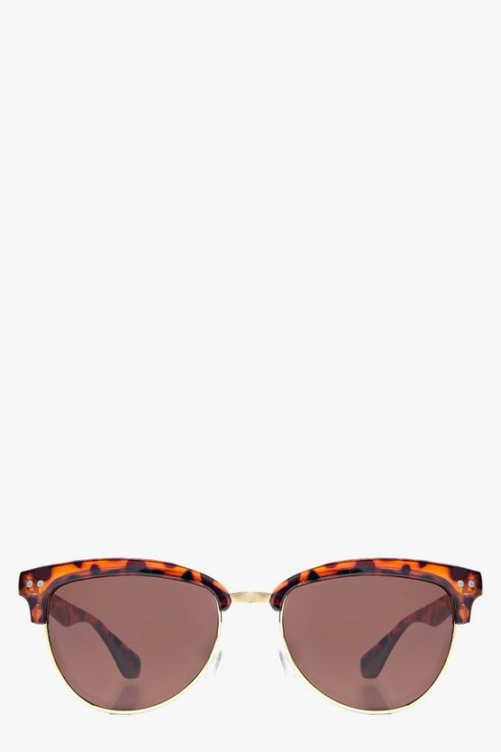 Lily Cat Eye Wayfarer Sunglasses