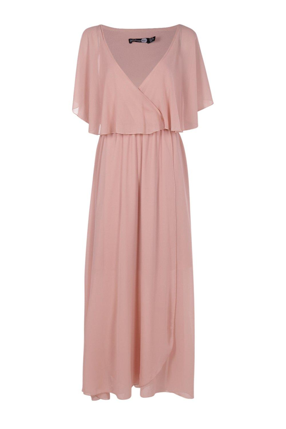 Elegant  About New Womens Plus Size Fully Lined Long Chiffon Maxi Dress 1626
