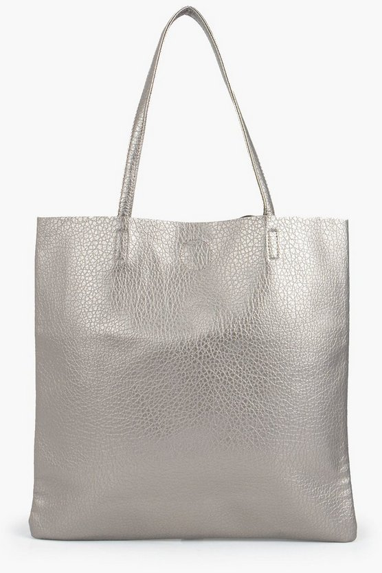 Matilda PU Shopper Bag