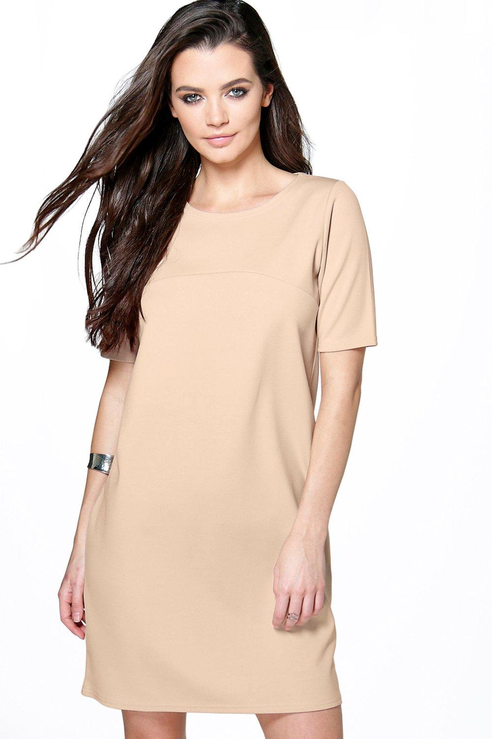Cassandra A-Line Shift Dress