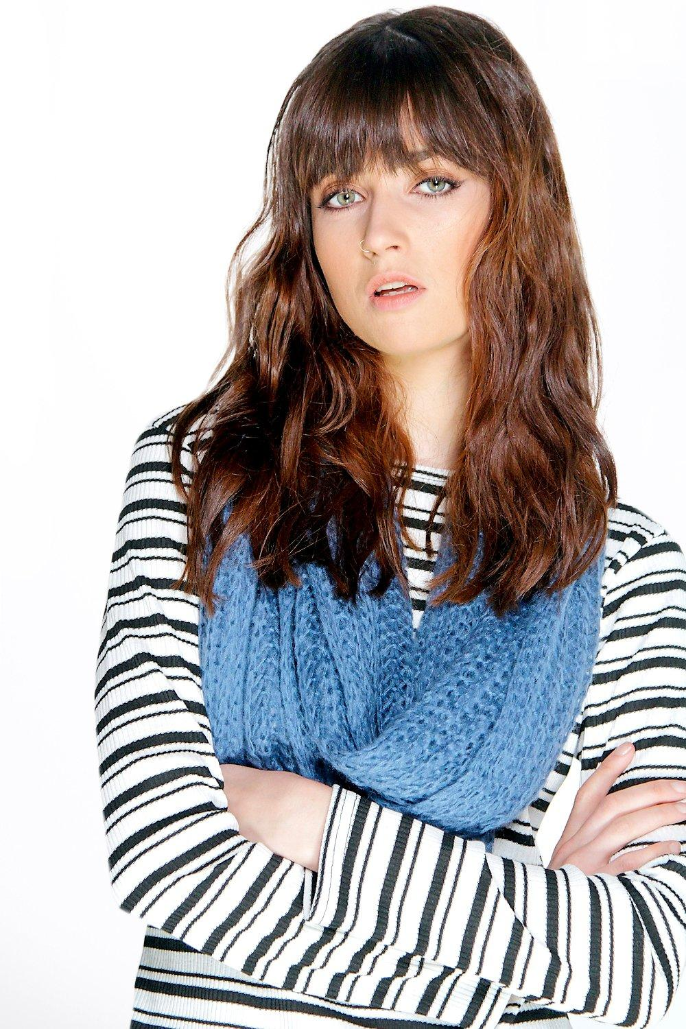 Imogen Knitted Snood
