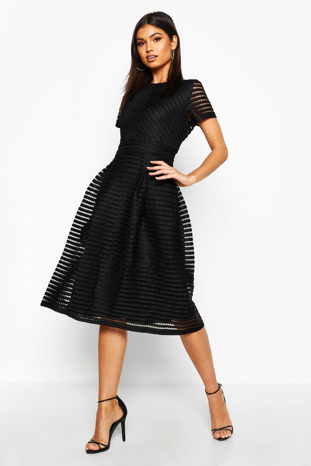 Casual midi dress 2018