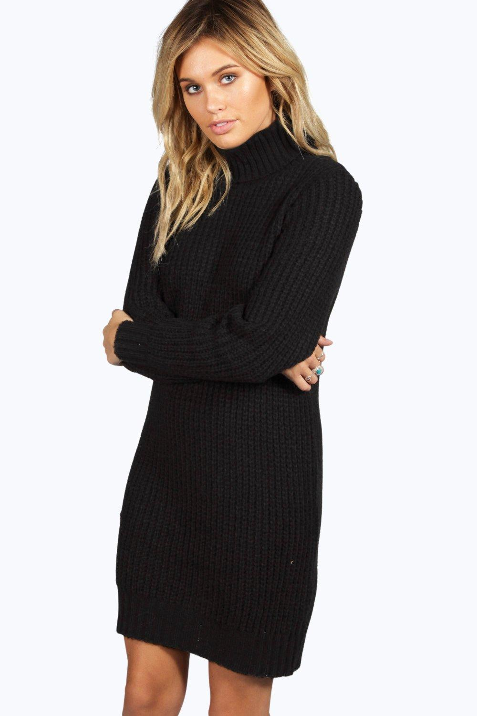 Popular Dress Jumper Dress Black Dress Black Jumper Dress Womens Dress