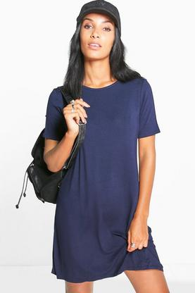 Dianne T-Shirt Shift Dress