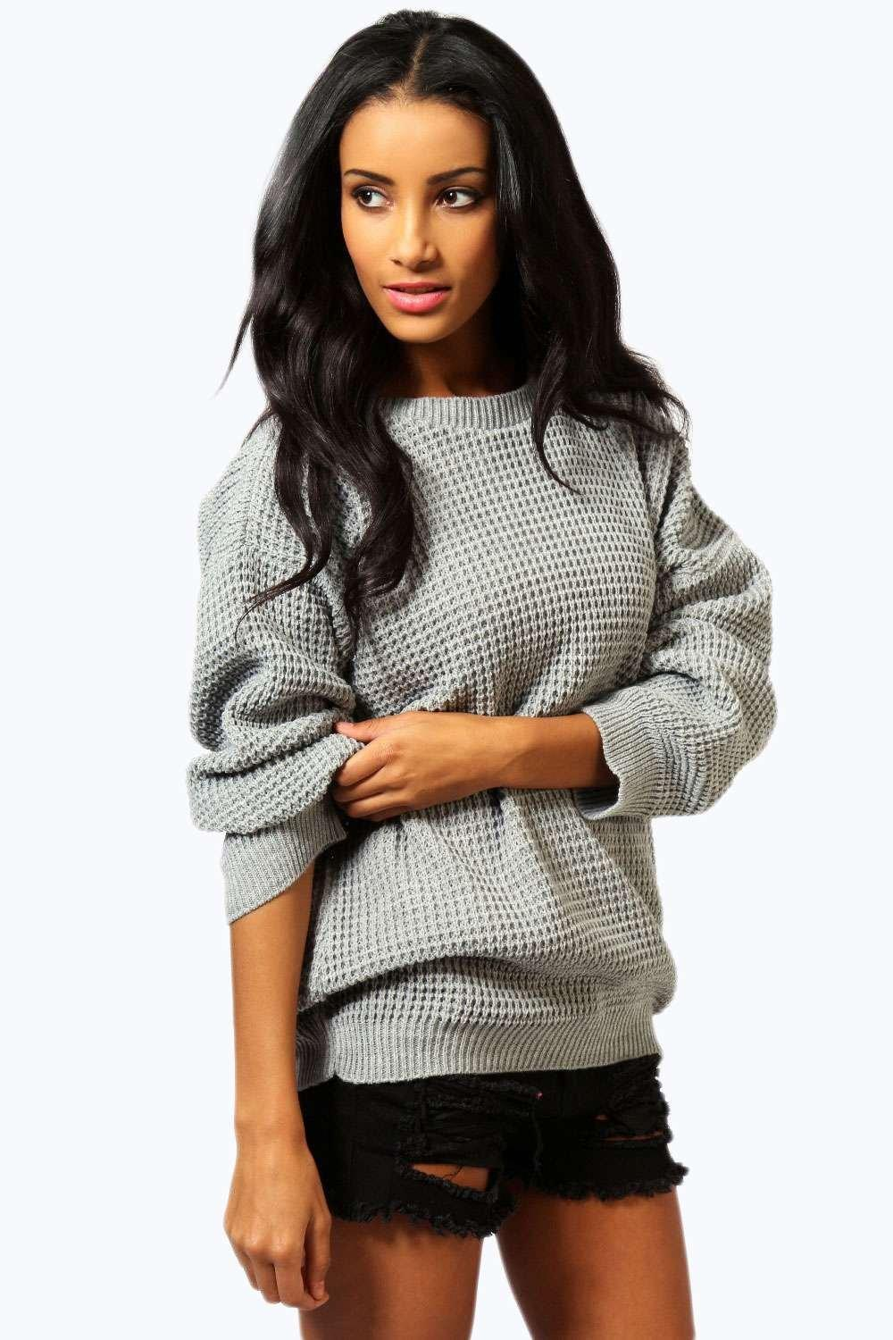 Annie Fisherman Knit Jumper