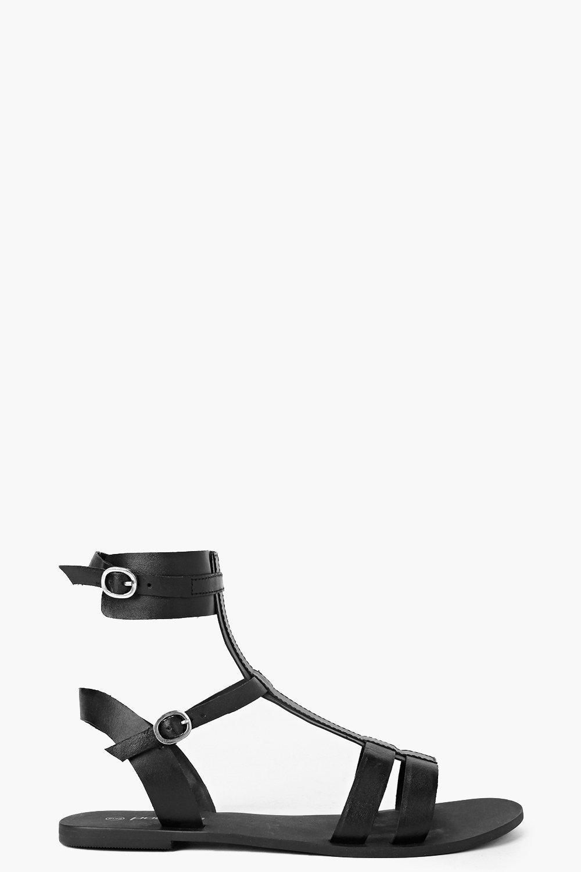Boutique Lucy Multi Strap Gladiator Sandal