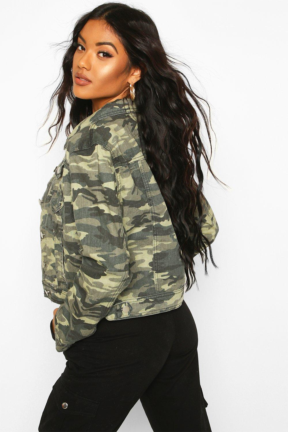 Camouflage Jackets Many boys love the rugged outdoors look of camouflage, especially when it's on a warm and comfortable jacket. Consider camouflage jackets .