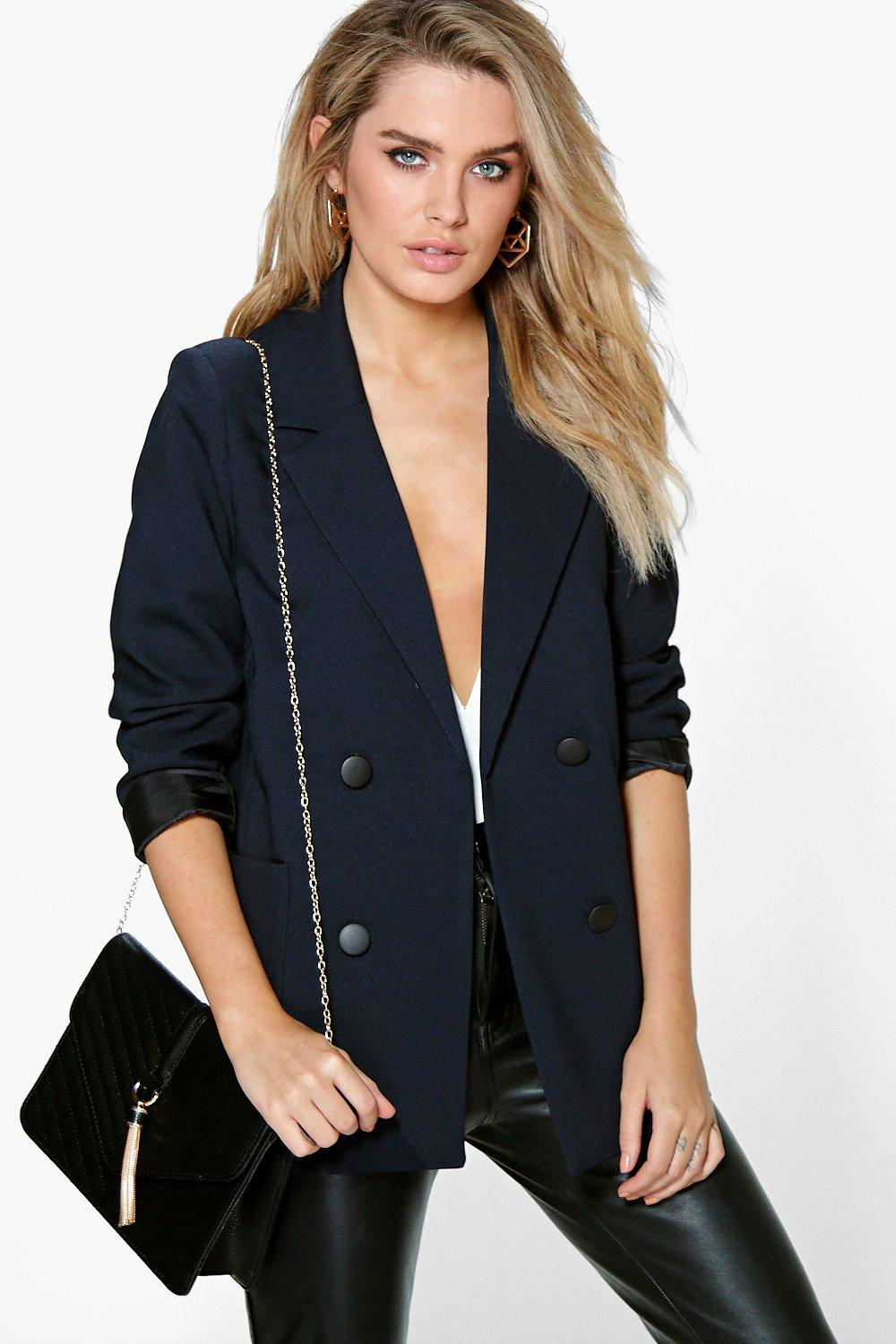 Sofia Double Breasted Blazer